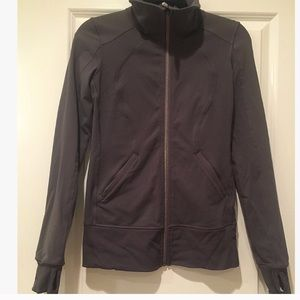 Lululemon Slate Gray Define Jacket Size 4